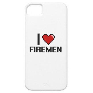 I love Firemen iPhone 5 Case