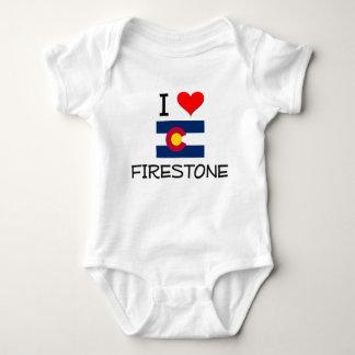 I Love FIRESTONE Colorado Tee Shirt