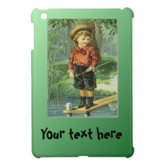 I love fishing iPad mini cover