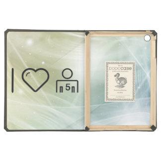 I Love Five Guys iPad Air Covers