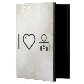 I Love Five Guys iPad Air Cover