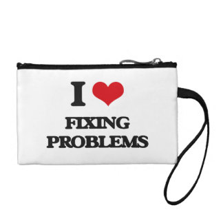 i LOVE fIXING pROBLEMS Coin Wallets