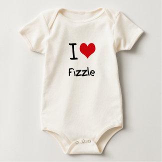 I Love Fizzle Baby Creeper