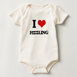 i LOVE fIZZLING Baby Bodysuit