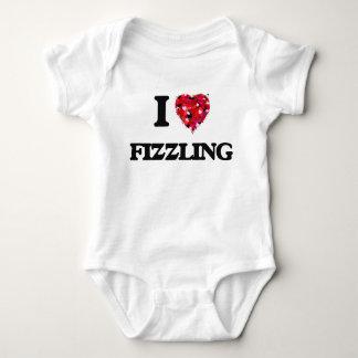 I Love Fizzling Infant Creeper