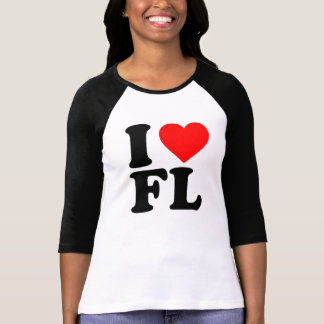 I LOVE FL T-Shirt