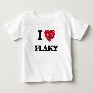 I Love Flaky Tee Shirt