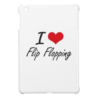 I love Flip Flopping iPad Mini Cover
