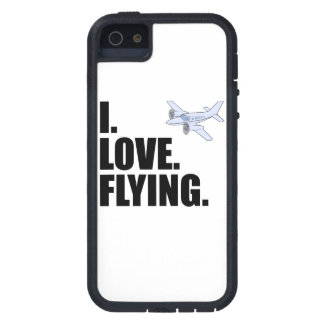 I Love Flying iPhone 5 Cases