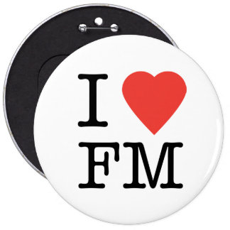 I Love FM Button