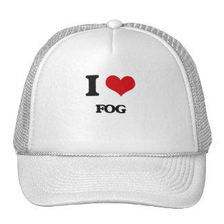 i LOVE fOG Mesh Hats