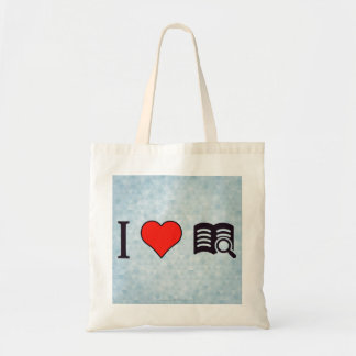 I Love Following Instructions Budget Tote Bag