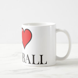I love football coffee mugs