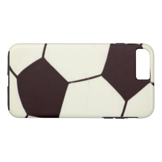 I LOVE FOOTBALL (SOCCER) iPhone 8 PLUS/7 PLUS CASE