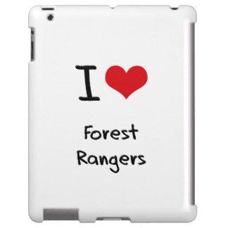 I Love Forest Rangers