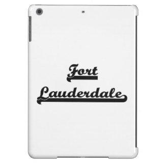 I love Fort Lauderdale Florida Classic Design iPad Air Case