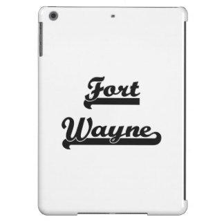 I love Fort Wayne Indiana Classic Design iPad Air Case