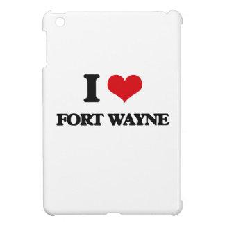 I love Fort Wayne iPad Mini Cover