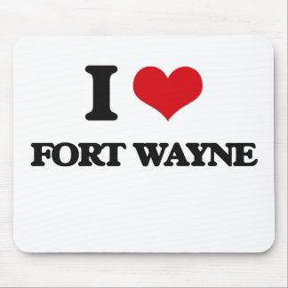 I love Fort Wayne Mousepads