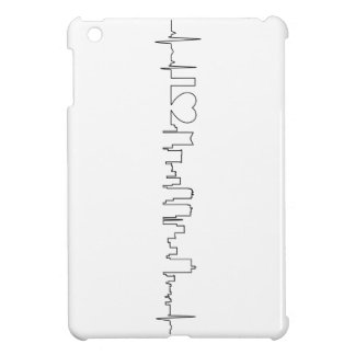 I love Fort Worth in an extraordinary ecg style iPad Mini Cases