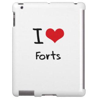 I Love Forts