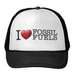 I love fossil fuels cap