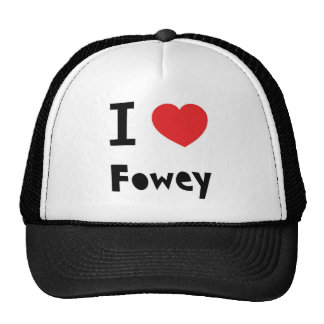 I love Fowey Cap