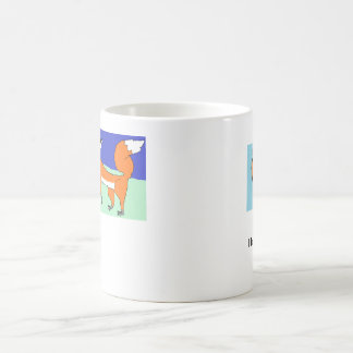 I love Foxes Mug