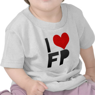 I Love FP Tee Shirts