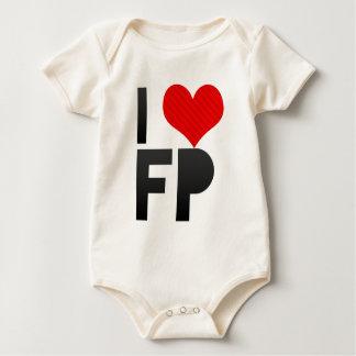 I Love FP Bodysuit