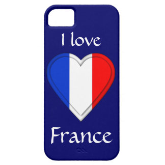 I love France iPhone 5 Covers