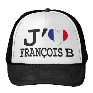 I love François B Cap