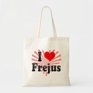 I Love Frejus France Bags