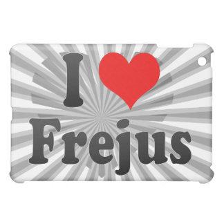 I Love Frejus France Cover For The iPad Mini
