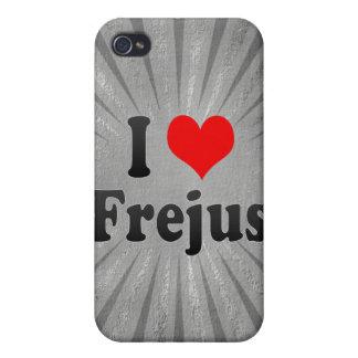 I Love Frejus France iPhone 4 Case