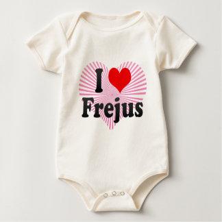 I Love Frejus, France Rompers