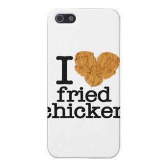 I Love Fried Chicken iPhone 5/5S Covers
