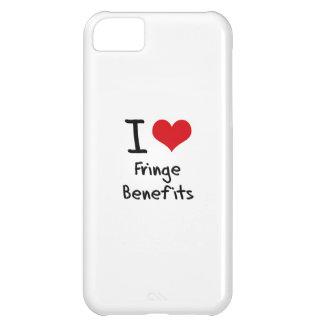 I Love Fringe Benefits iPhone 5C Cases