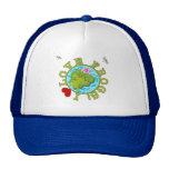 I Love Frogs Tshirts and Gifts Trucker Hat
