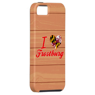 I Love Frostburg, Maryland iPhone 5 Covers
