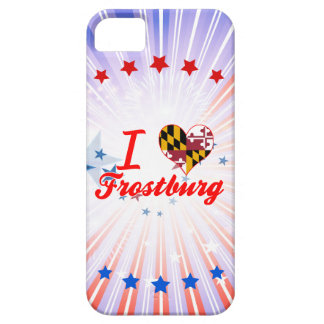 I Love Frostburg, Maryland iPhone 5 Cover