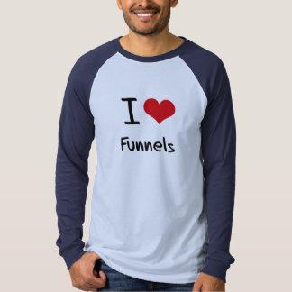 I Love Funnels Shirts