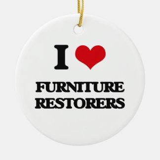 I love Furniture Restorers Ornaments
