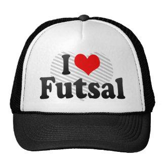 I love Futsal Hats