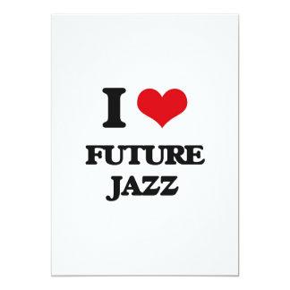 I Love FUTURE JAZZ Cards