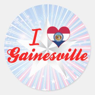 I Love Gainesville, Missouri Sticker