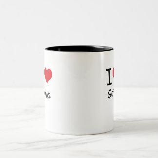 I Love Gains Coffee Mug