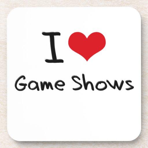 I Love Game Shows Coaster