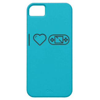 I Love Game Tags iPhone 5 Cases