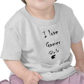 I love gamer girls shirts